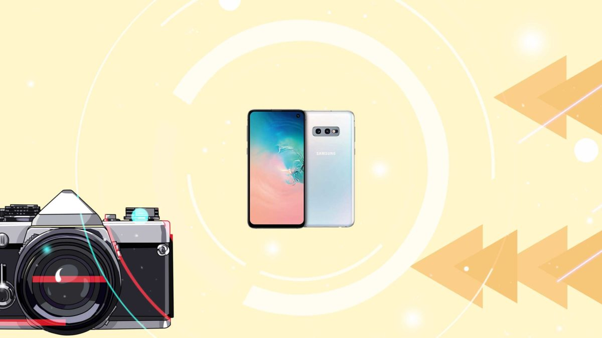 Download and Install Google camera on Samsung Galaxy S10e [GCam APK]- Google Camera port for Samsung Galaxy S10e without root