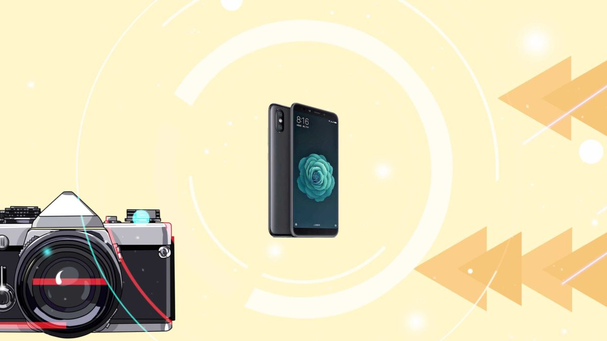 Download and Install Google camera on Xiaomi Mi A2 Lite [GCam APK]- Google Camera port for Xiaomi Mi A2 Lite without root
