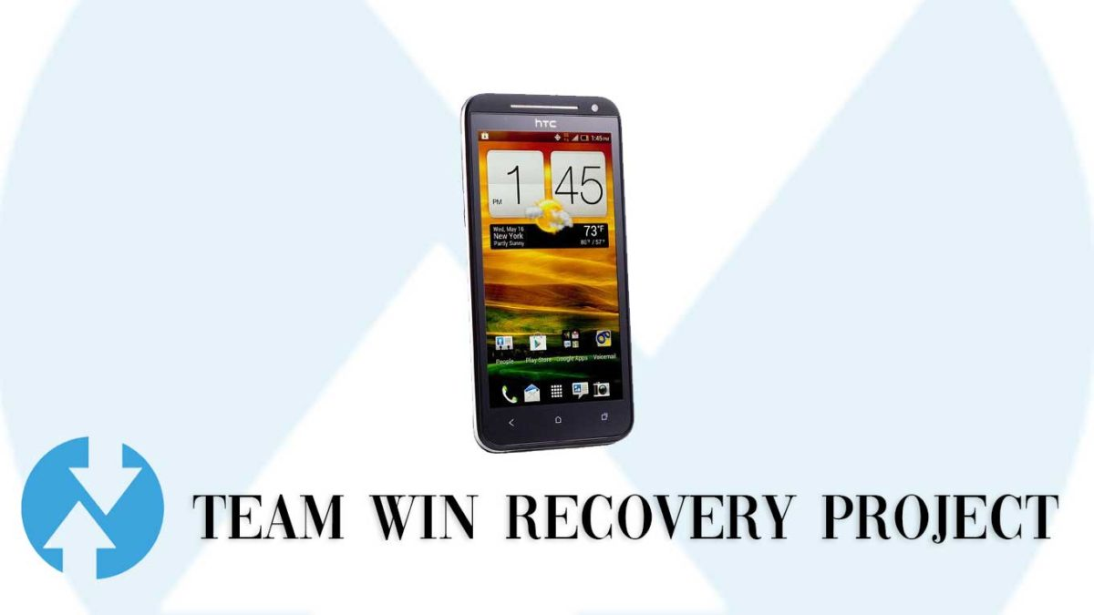 Download and Install TWRP Recovery on HTC EVO 4G   Guide