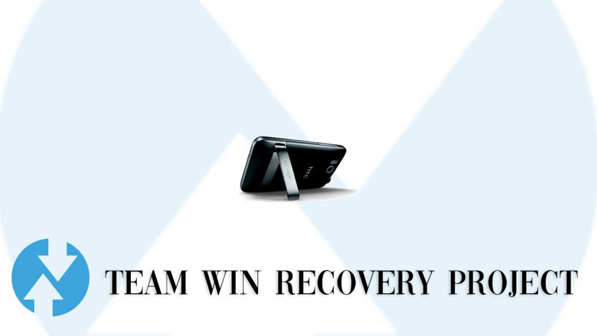 Download and Install TWRP Recovery on HTC Thunderbolt | Guide