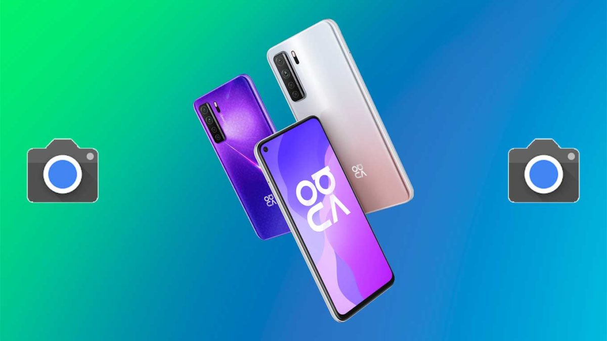How do I install Google camera on Huawei Nova 7 SE 5G [GCam APK]- Google Camera port for Huawei Nova 7 SE 5G without root