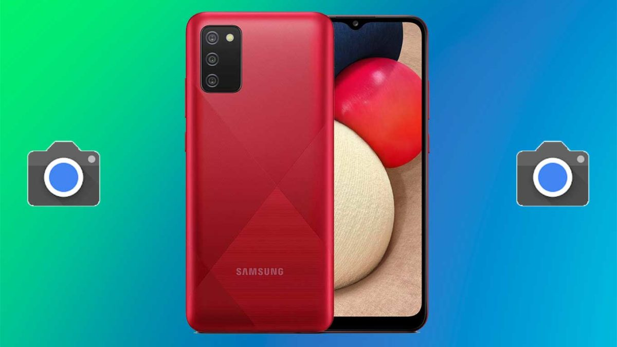 How do I install Google camera on Samsung Galaxy A02  [GCam APK]- Google Camera port for Samsung Galaxy A02 without root