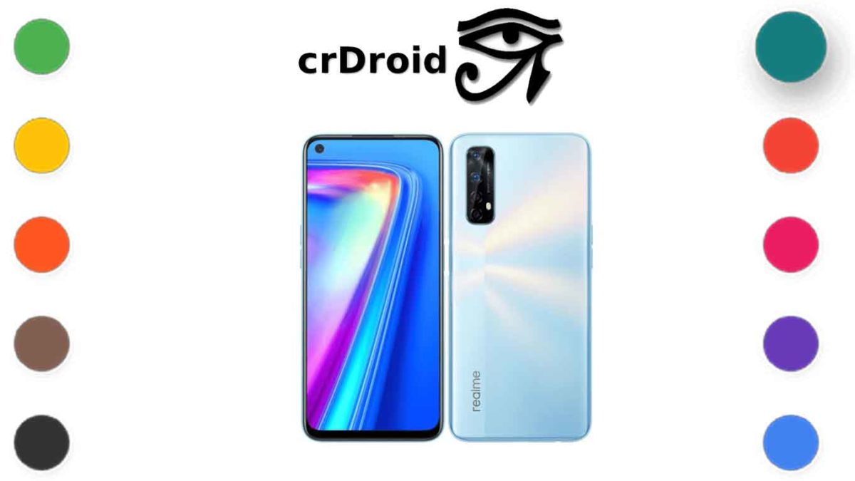 How to Download and Install crDroid OS 7.3 on Realme 7 [Android 11]