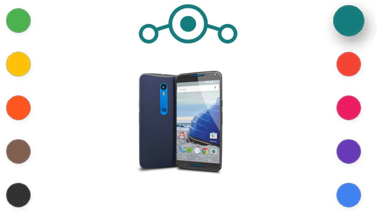 Download and Install Lineage OS 18.1 for Motorola Moto X Pure [Android 11]