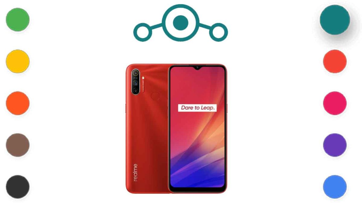 Download and Install Lineage OS 18.1 for Realme C3 [Android 11]