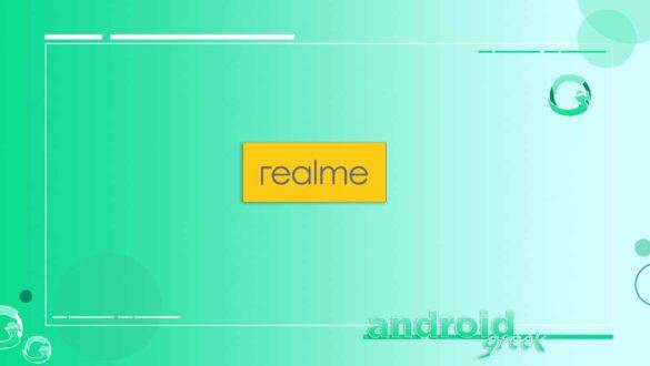 Unlock Booltoader Realme-Devices