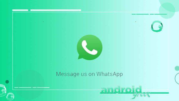 Download WhatsApp Beta 2.21.5.2