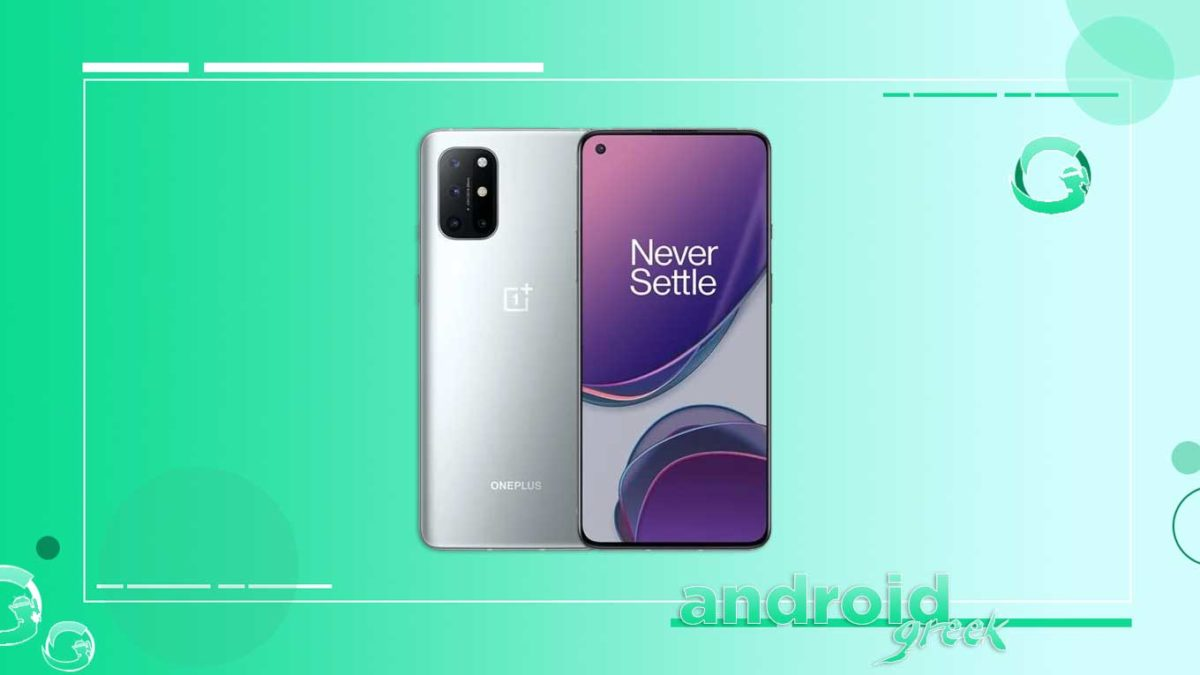 Download OxygenOS 11 Open Beta 1 for OnePlus 8T with February 2021