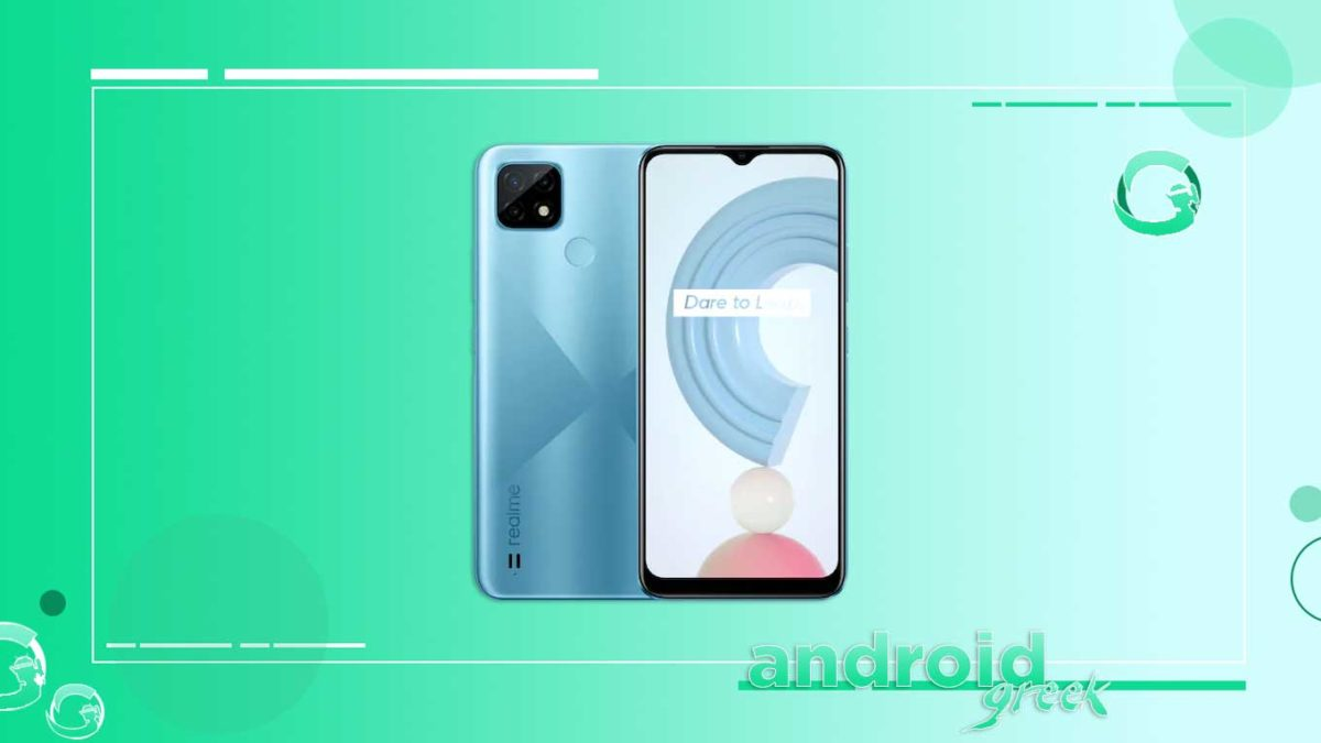 Download and Install Realme C21 RMX3202 Stock Firmware (Stock ROM, Flash File)