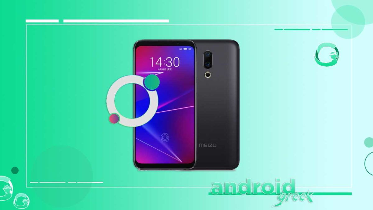 How to Download and Install DotOS on Meizu 16X [Android 11 R]