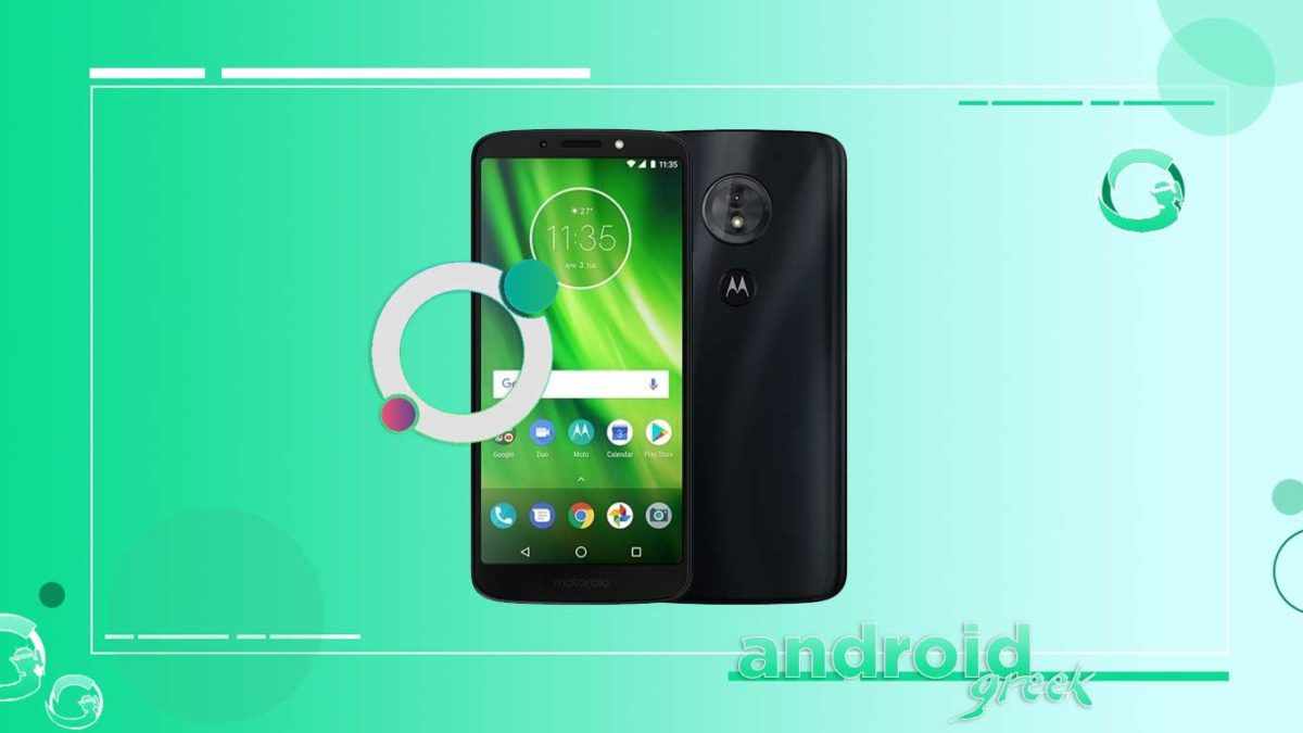 How to Download and Install DotOS on Motorola Moto G6 [Android 11 R]