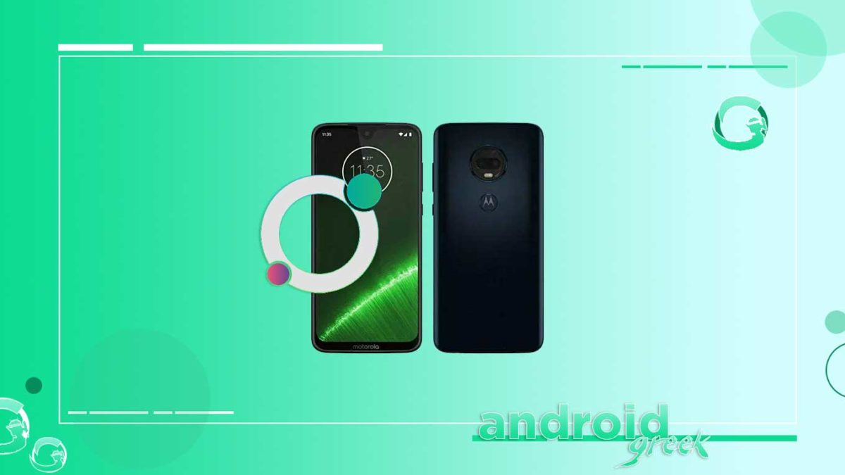 How to Download and Install DotOS on Motorola Moto G7 Plus [Android 11 R]