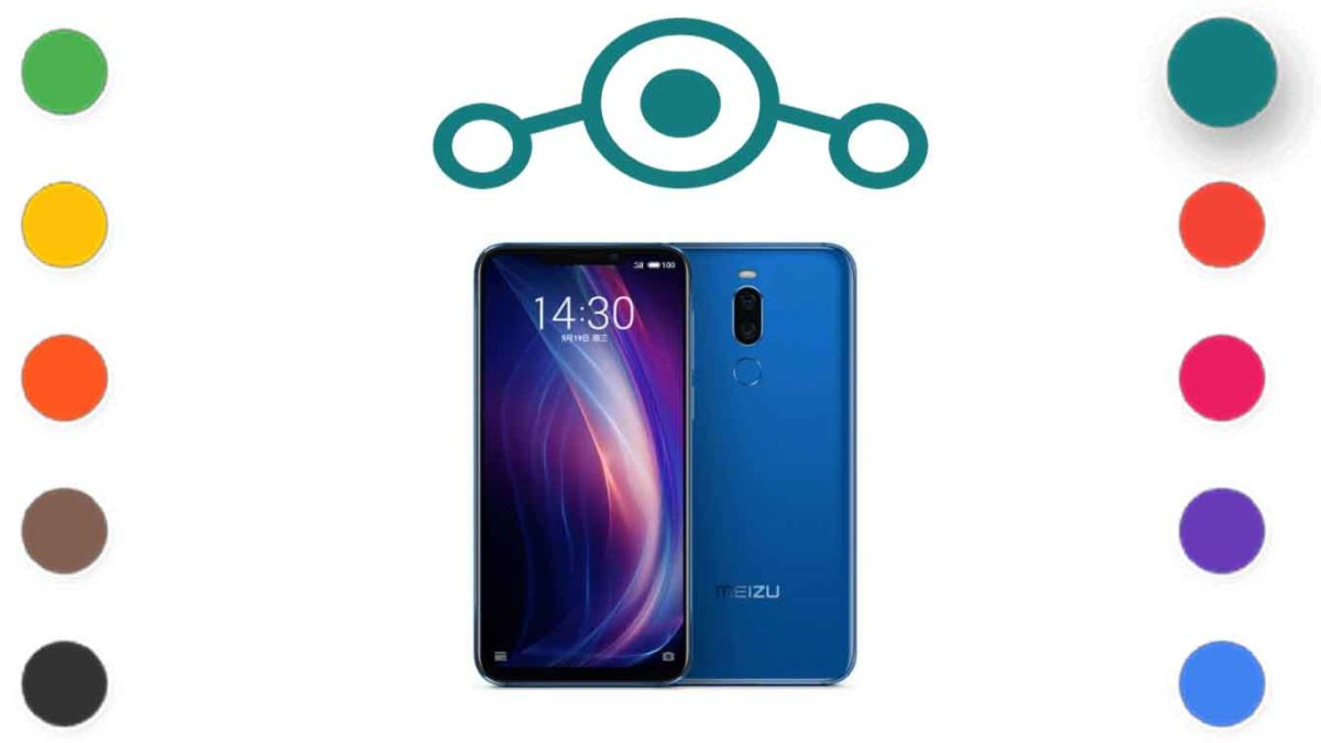Download and Install Lineage OS 18.1 for Meizu X8 [Android 11]
