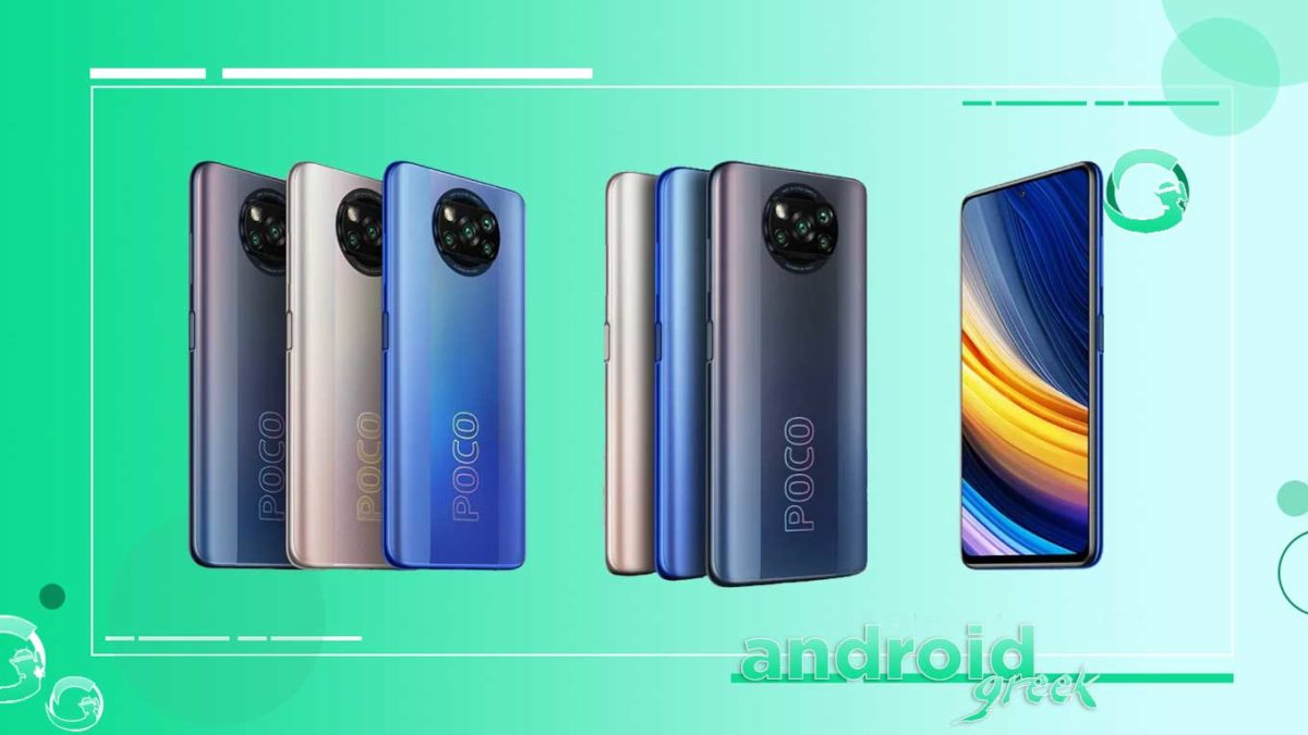 Poco X3 and Poco F3 Series teased to launch on March 30
