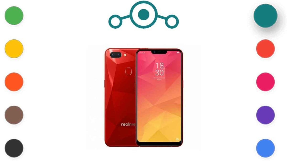 Download and Install Lineage OS 18.1 for Realme 2 [Android 11]