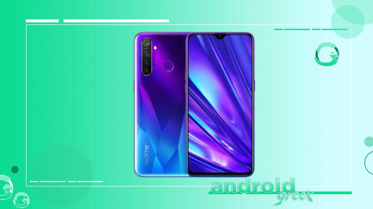 Realme 5, 5s and 5i receiving February and March 2021 security update