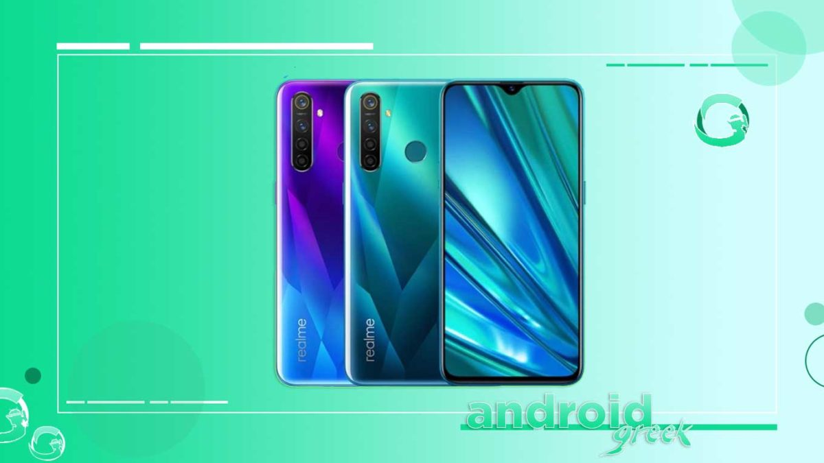 Realme 5 Pro receiving February and March 2021 security patch update