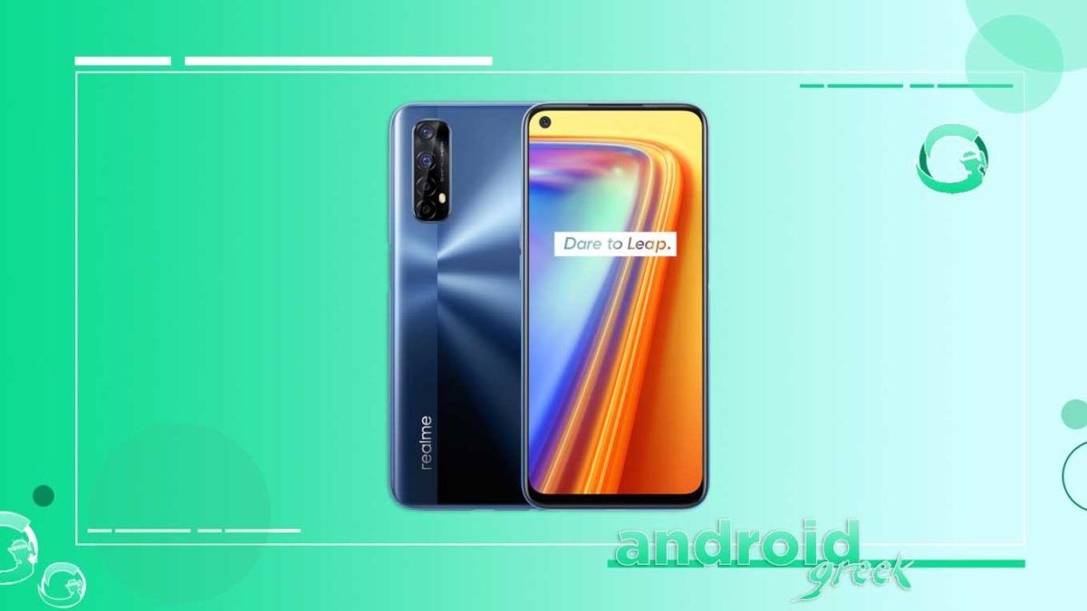 Realme 7 Android Security Update Rolling out in India