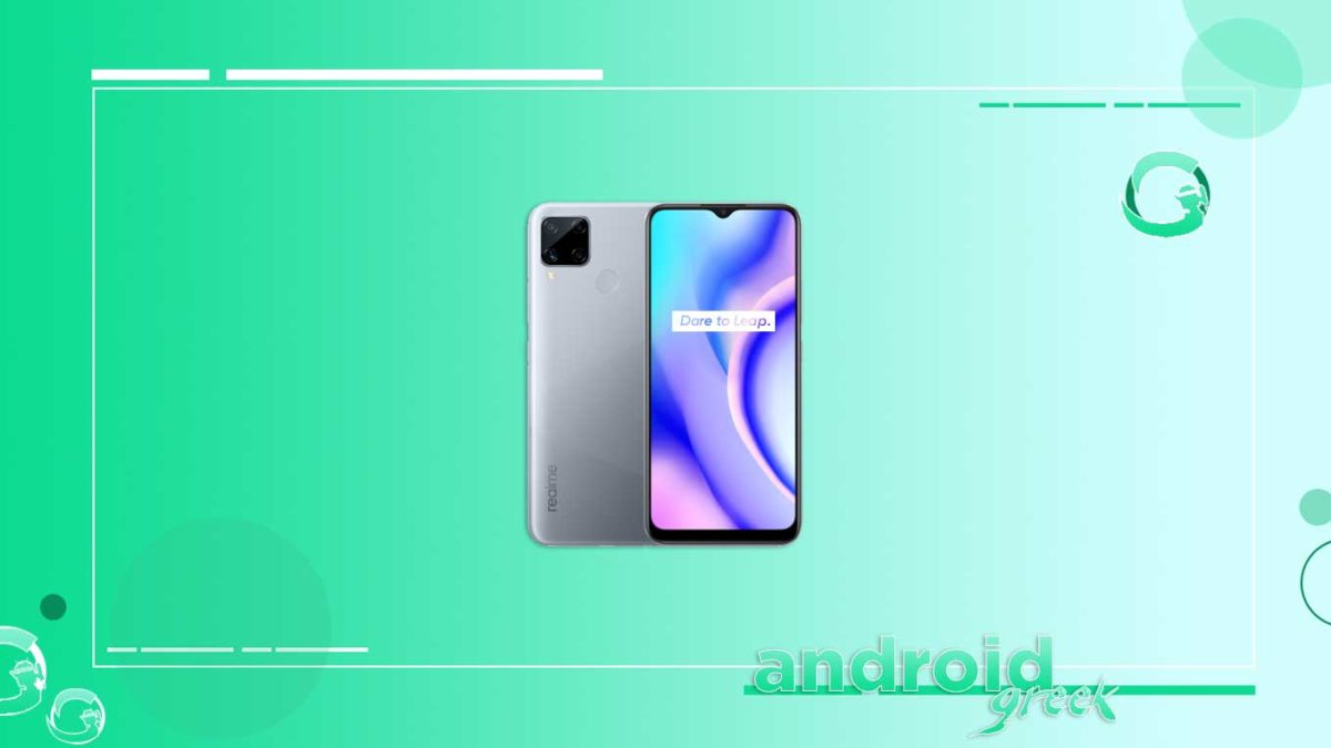 Realme C15 Qualcomm Edition get's February Android Security in India