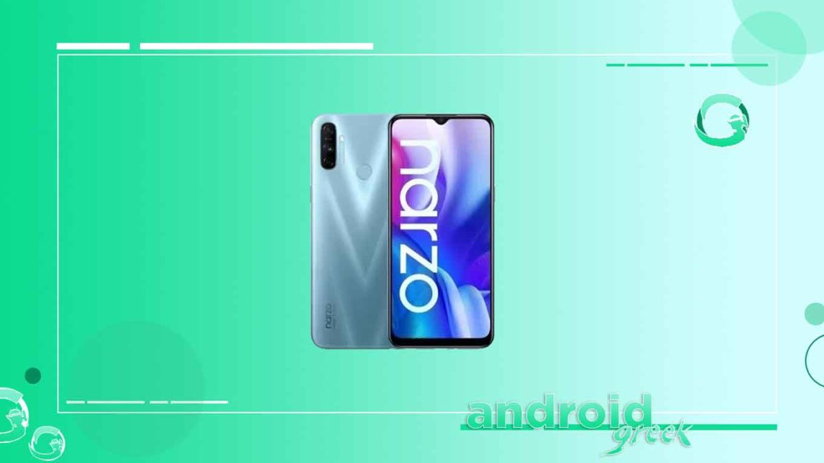 Download and Install Realme Narzo 30A RMX3171 Stock Firmware (Stock ROM, Flash File)