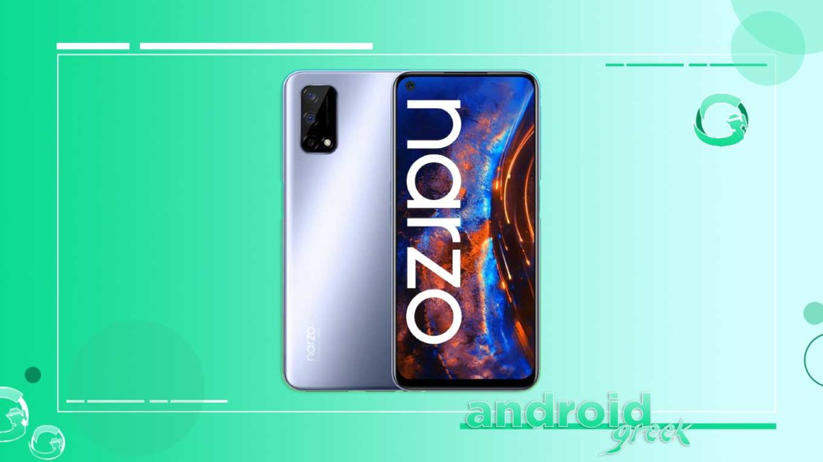 Realme Narzo 30A gets February 2021 Android Security Patch Update