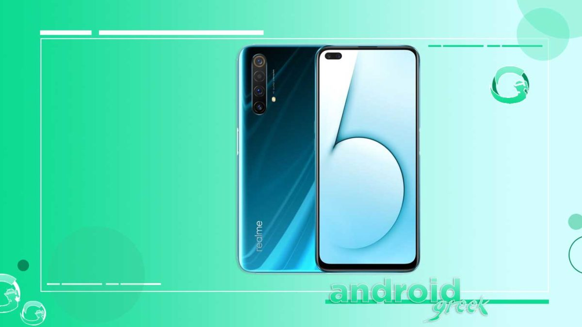 Realme X50 5G receiving March 2021 security patch update