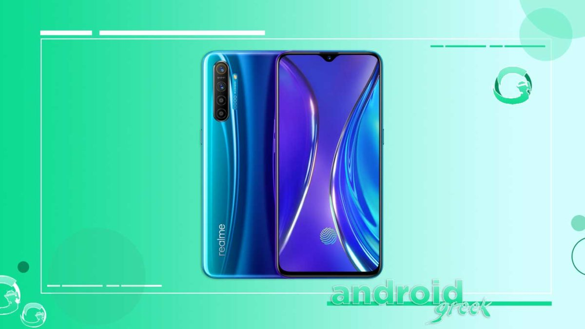 Realme XT receive March Android security patch update