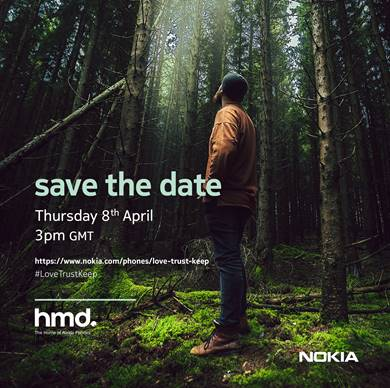 HMD Global has announced Nokia X10 and X20, to be launch on April 8