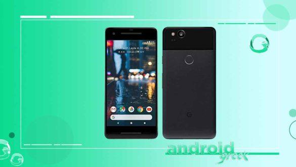 DotOS on Google Pixel 2 XL