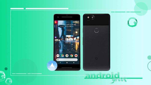 ArrowOS 11 on Google Pixel 2 XL