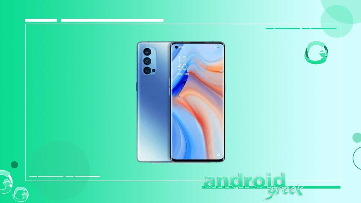 Download and Install CPH2091 Oppo Reno4 Pro 5G Stock Firmware (Stock ROM, Flash File)