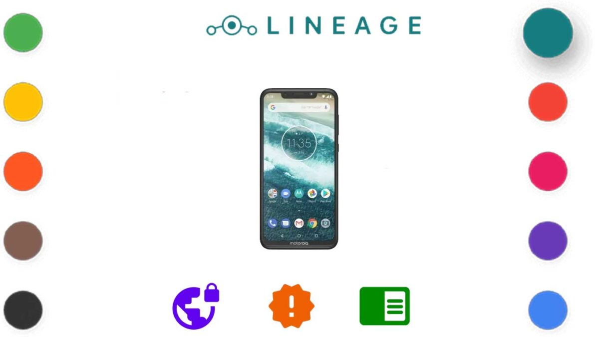 Download and Install Lineage OS 18.1 for Motorola One Power [Android 11 R]