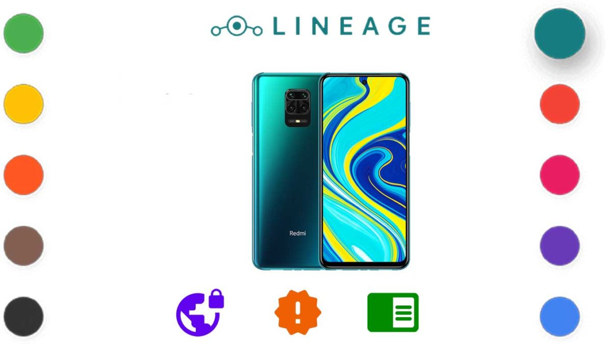 Download and Install Lineage OS 18.1 for Xiaomi Redmi Note 9 [Android 11 R]