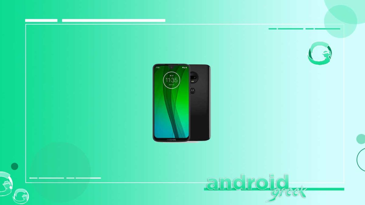 How to Download and Install DotOS on Motorola Moto G7 [Android 11 R]