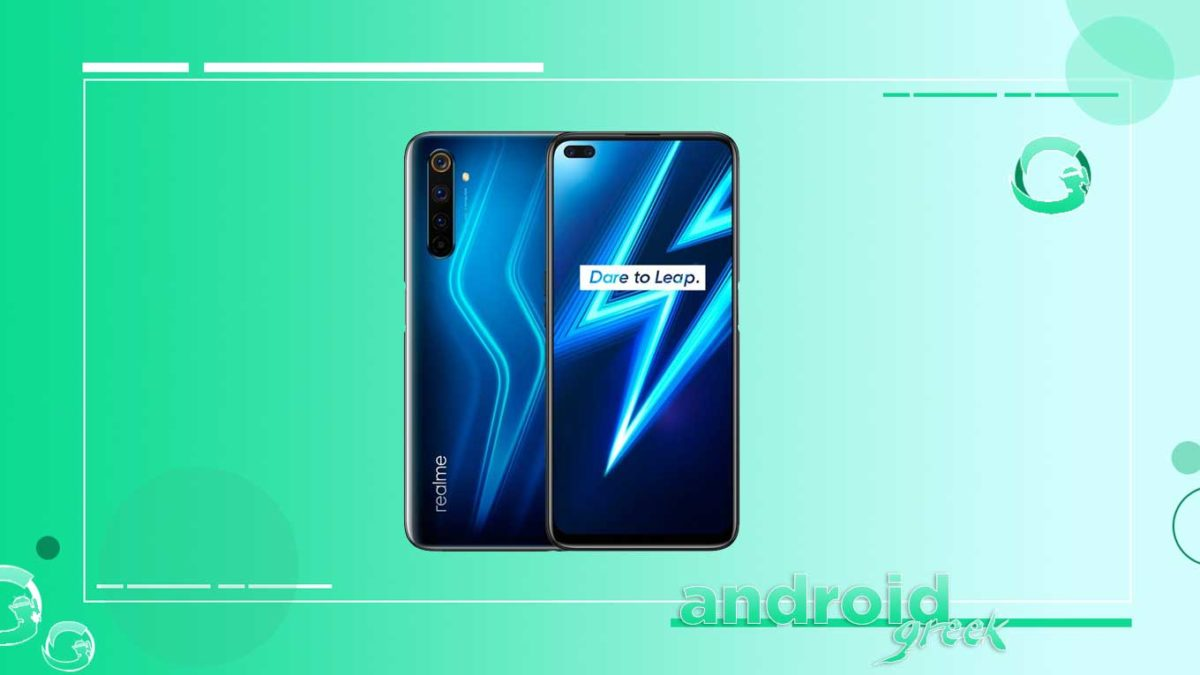 How to Download and Install DotOS on Realme 5 Pro [Android 11 R]