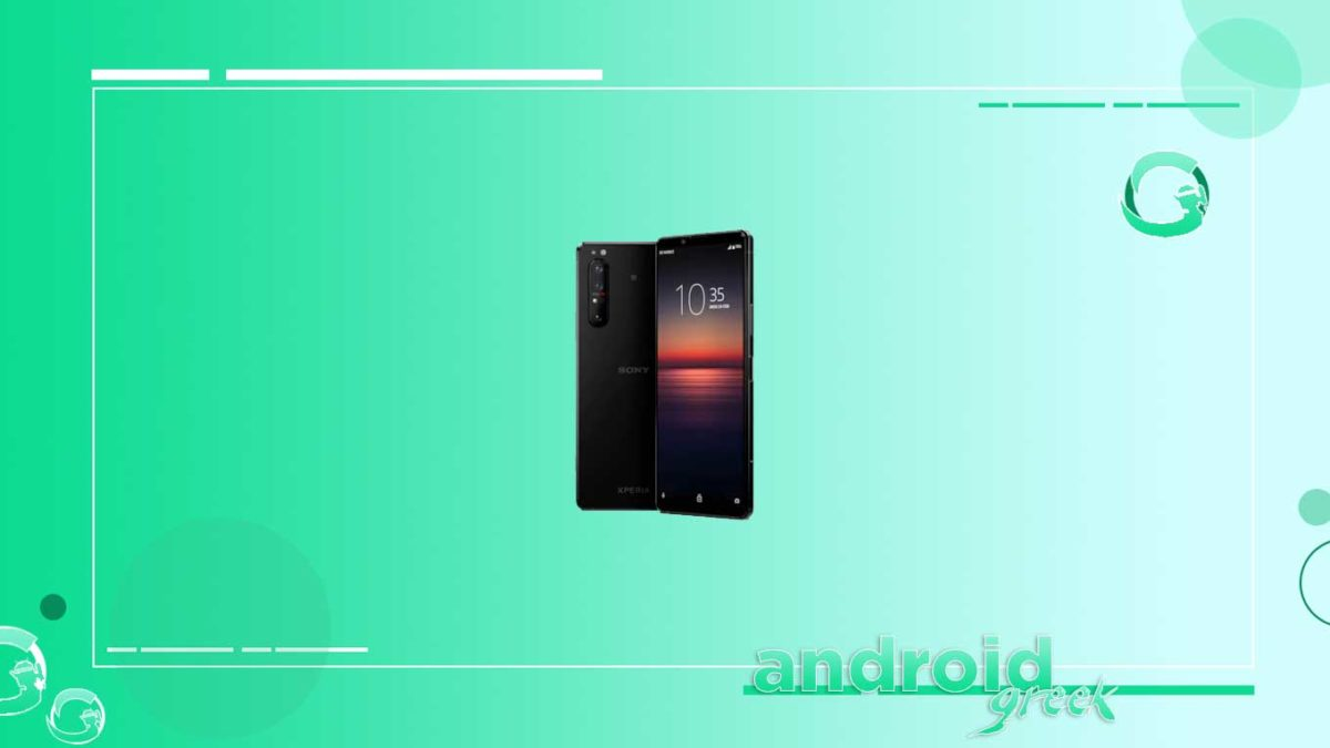 How to Download and Install DotOS on Sony Xperia 1 II [Android 11 R]
