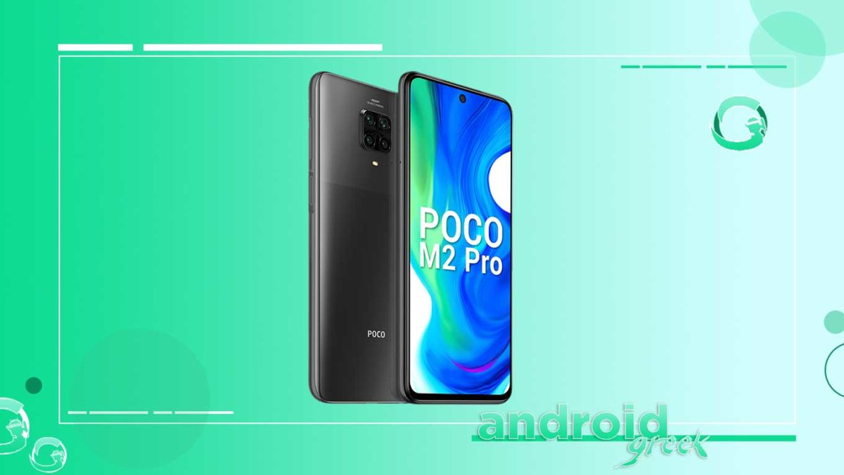 How to Download and Install DotOS on Xiaomi Poco M2 Pro [Android 11 R]