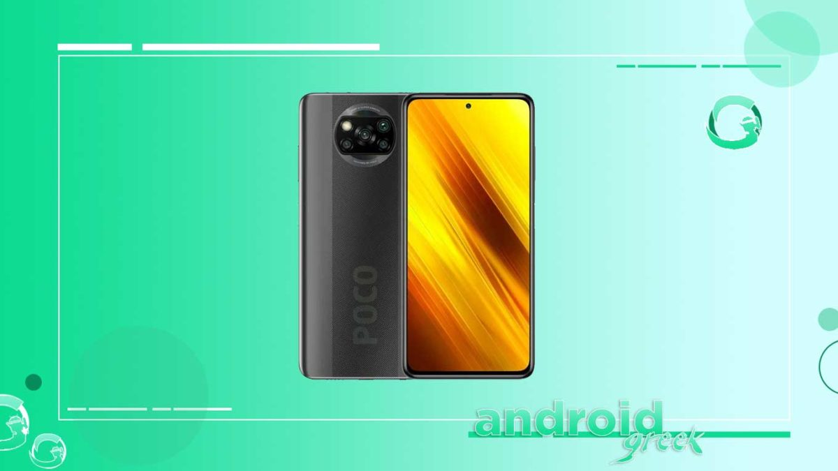 How to Download and Install DotOS on Xiaomi Poco X3 NFC [Android 11 R]