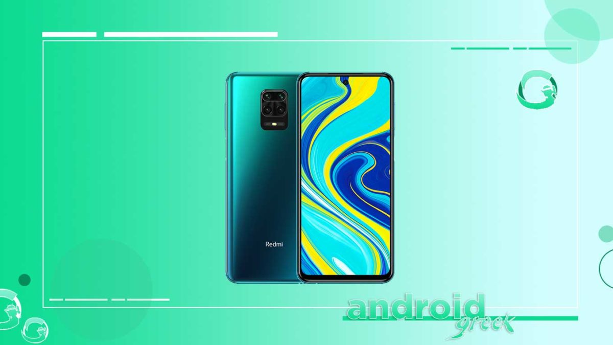 How to Download and Install DotOS on Xiaomi Redmi Note 9 Pro [Android 11 R]