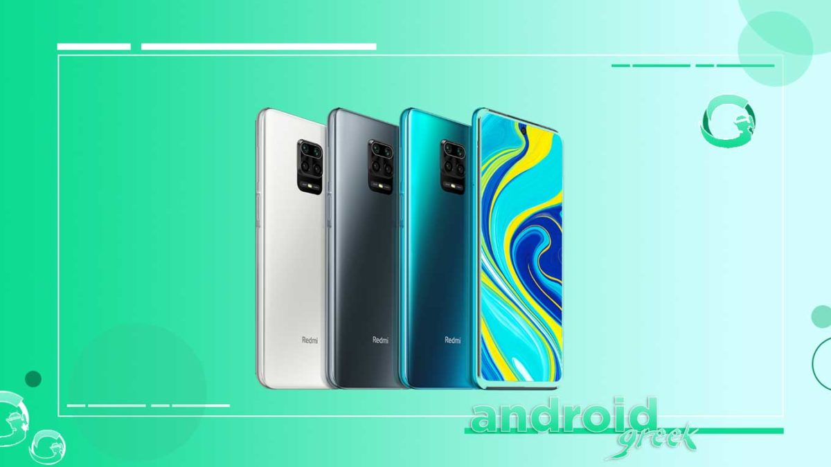 How to Download and Install DotOS on Xiaomi Redmi Note 9S [Android 11 R]