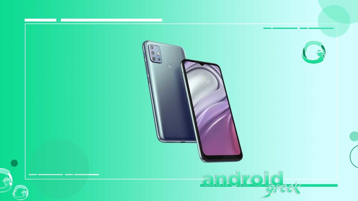 Moto G20 announced in Europe with 6.5-inch Max Vision 90Hz display