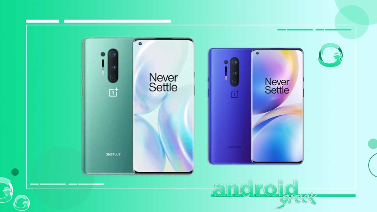 OnePlus 8 and 8 Pro receive OxygenOS 11.0.55 with March Security patch