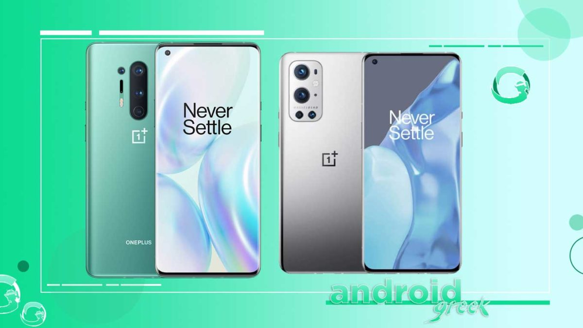 OnePlus 9, and 9 Pro receiving OxygenOS 11.2.4.4 with April security patch