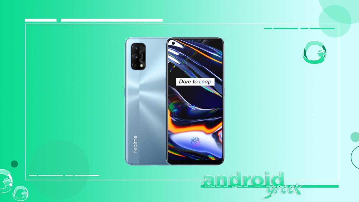 Realme 8 Pro receiving April 2021 Android Security Update Patch