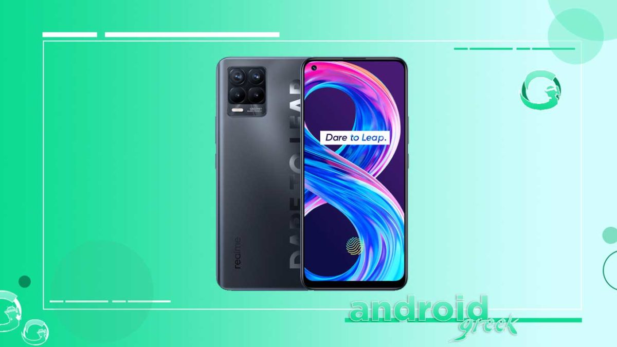 Realme 8 Pro received the Hyper SLO-Mo Mode and April 2021 Security patch