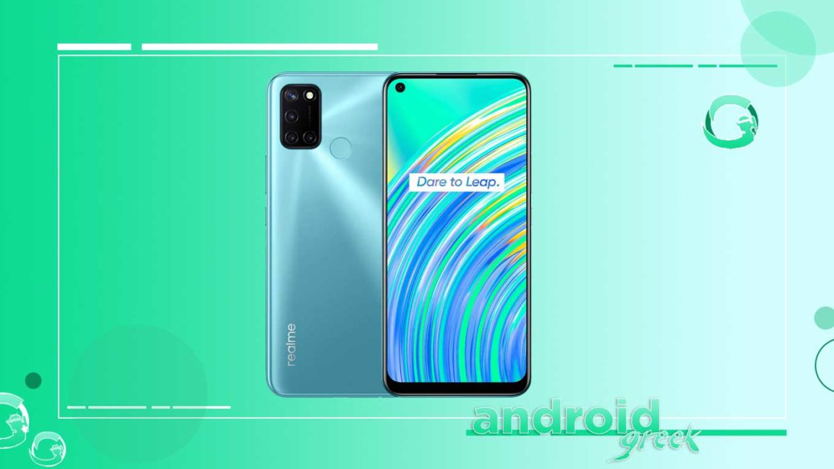 Realme C17 gets Realme UI 2.0 Early BETA In Indonesia
