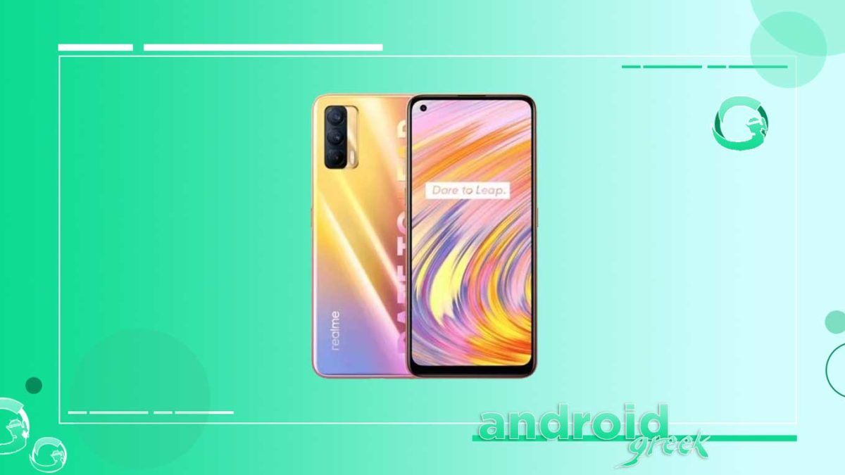 Realme V15 5G receiving April Security Patch update in China