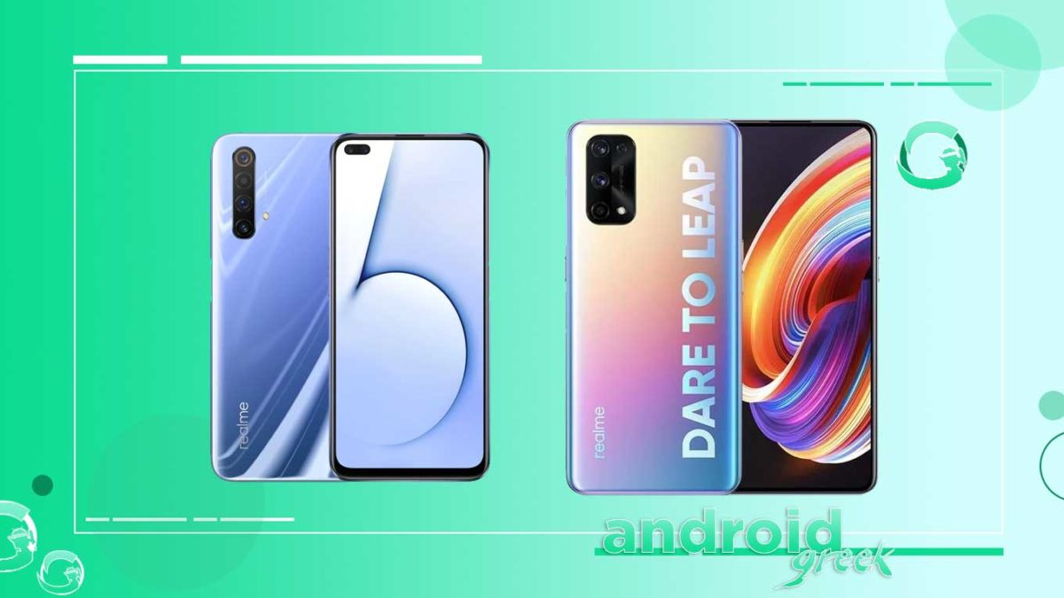 Realme X50 and Realme X7 Pro receive new update with hotfix