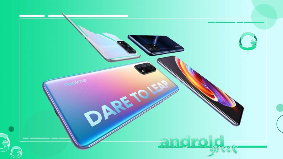 Realme X7 received the March 2021 Android security patch update