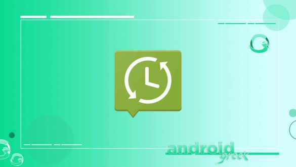 Backup & Restore SMS On Android